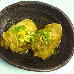 柚子香ロール白菜