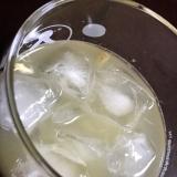 手作り☆蜂蜜レモンサワー