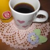 ★フルーティーな香りが魅力★マンゴーコーヒー★