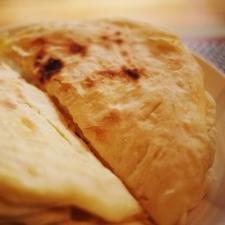 食感はチャパティ?発酵なしの薄力粉ピタパン