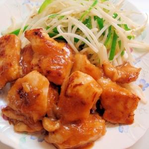 鶏肉★あんかけ照り焼き~♪