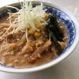 春雨で担々麺風*ベジタリアン