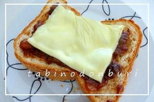 リメイクレシピ ビーフシチュートースト