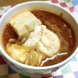スンドゥブ風スープ
