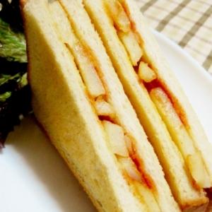 独立回避記念☆英国の味 チップ・バティ