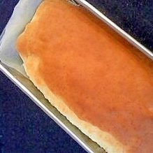 ホットケーキミックスでヨーグルトレモンケーキ♪