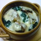 サバとマッシュポテトの牛乳焼き