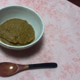 早煮昆布とトマトのグリーンカレー