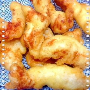 衣サクサク✳︎鶏の天ぷら(かしわ天)