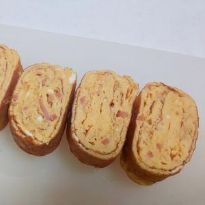 紅生姜入り卵焼き++