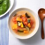 〔ひかり味噌公式〕炒め夏野菜の味噌汁