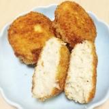鶏ミンチのおからコロッケ