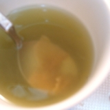 はちみつ梅緑茶