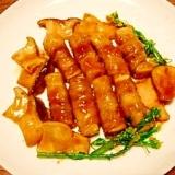 【中華ごま】高野豆腐で豚の角煮風、エリンギアワビ風