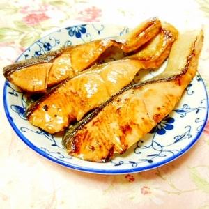 サーモンで❤鮭の味醂漬け焼き❤