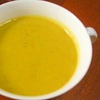 バターナッツのまるごとスープ