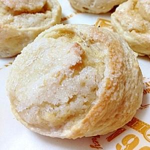 ♡美味しい♡メープル&シュガーのパン^ ^