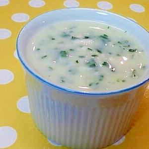 【離乳食】すずき&蕪のミルク煮