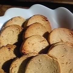 手作りおやつで健康に!!おからクッキー