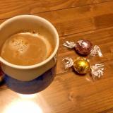 チョコレートカフェラテ