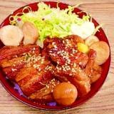 ラフテー☆丼