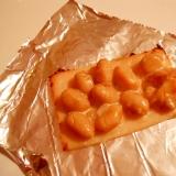 酒粕と大豆で簡単おやつ♪ ちょいマヨプラス