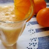 オレンジのラッシー