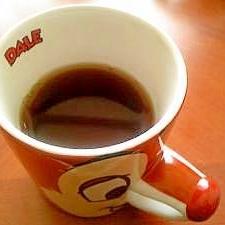 ハチミツ入り生姜紅茶