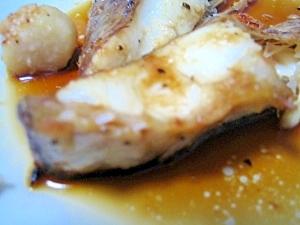 激うま!鯛のオーブン焼き☆