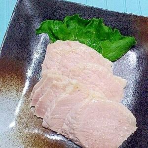 基本☆豚肉の塩麹漬け~ゆで豚編~