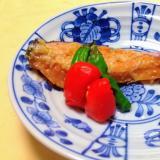 アミノ酸たっぷり鮭の塩麴焼き