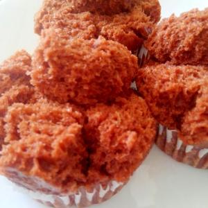 腸元気☆ヨーグルトで作るココア蒸しパン