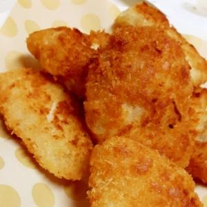子供が喜ぶ(^^)鶏むね肉のしっとり鶏カツ♪