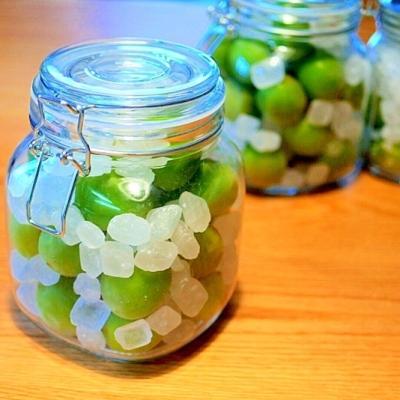 お家で春を満喫♪自家製梅シロップの作り方と梅シロップ活用レシピ