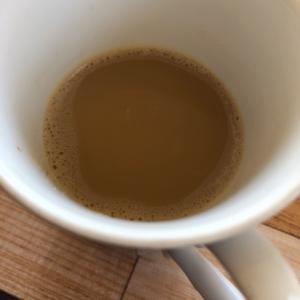 生姜ミルクホットコーヒー