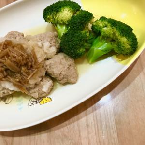 卵、乳不使用。簡単、汚れない。和風豆腐ハンバーグ。