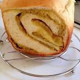 さつまいものあん食パン