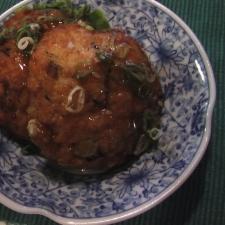 豆腐とひじきのハンバーグ