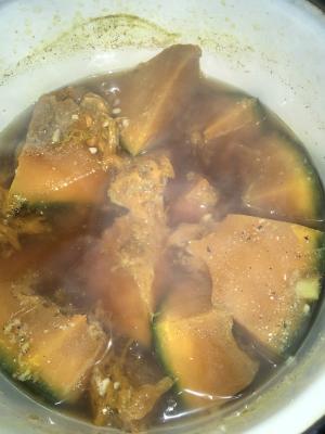 飲めない甘酒を活用★砂糖不使用の南瓜の煮物