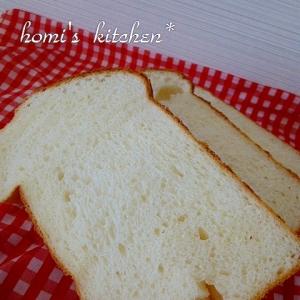 HBでいつもの食パン
