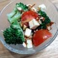 野菜はお好みで!クリームチーズのサラダ