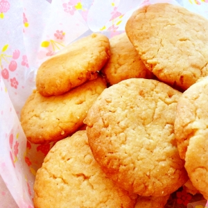 あまあま★キャラメルクランチクッキー