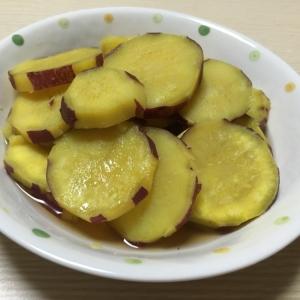 失敗なし!サツマイモのさっぱりレモン甘煮