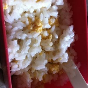 卵そぼろご飯
