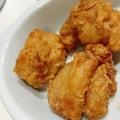 冷めても美味しい唐揚げサイズの チキン南蛮