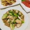 中華食材の定番!「チンゲン菜」が主役の献立