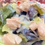 簡単アレンジ素麺★グリーンカレー素麺