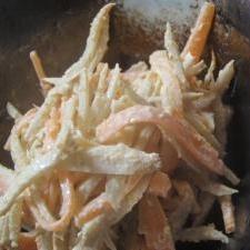 マヨごぼうサラダ