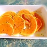 甘い~♪バターナッツかぼちゃのレンチンバター