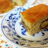 栗の渋皮煮おからケーキ
